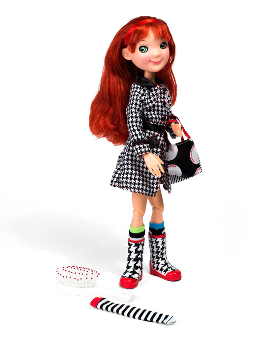 UPTOWN GIRL FASHION DOLL SET
