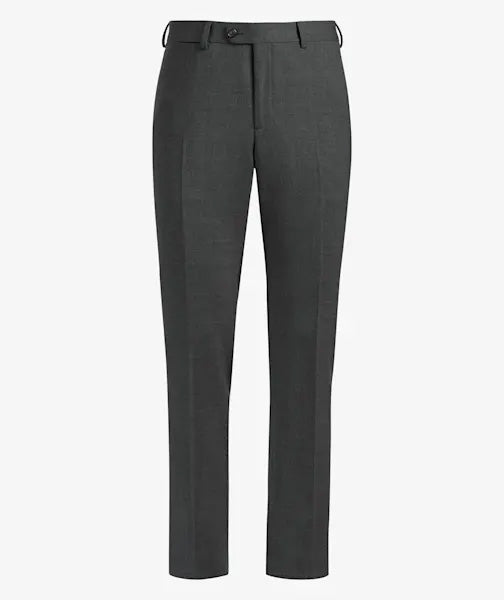 PANTALON BUSINESS S140 LISO MARENGO