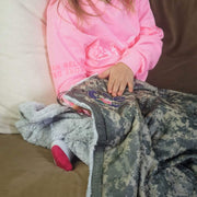 Woobie Weighted Blanket - ACU/UCP Camouflage Pattern