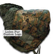 Woobie Weighted Blanket - MARPAT Camouflage Pattern