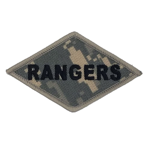 Army Rangers Camp Patch - Patch