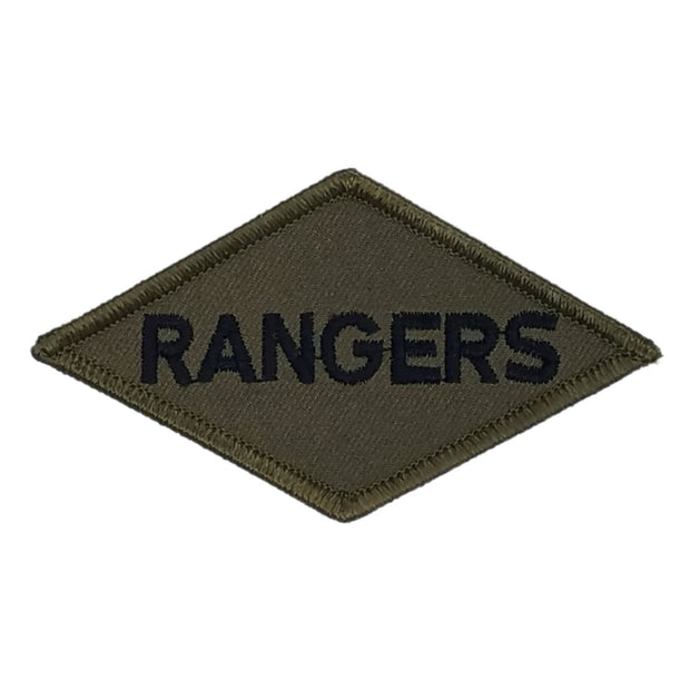 Army Rangers (Subdued) Patch - Patch