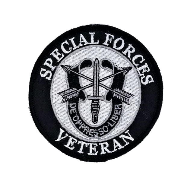 Army Special Forces Veteran Patch - Patch