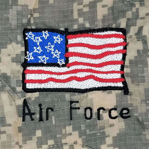 Kids Air Force - American Flag - Personalize