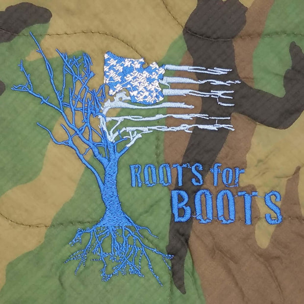 Logo Bluebird - Roots for Boots