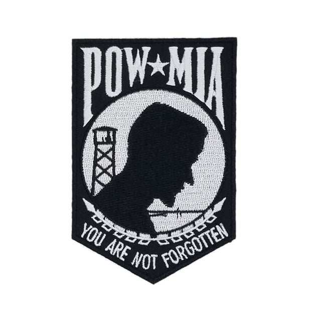 POW-MIA You Are Not Forgotten Patch - Patch