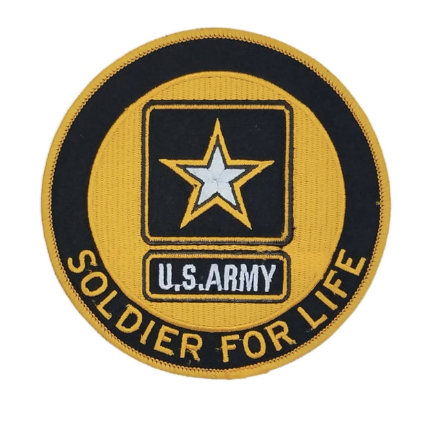 Soldier For Life Army Patch - Patch
