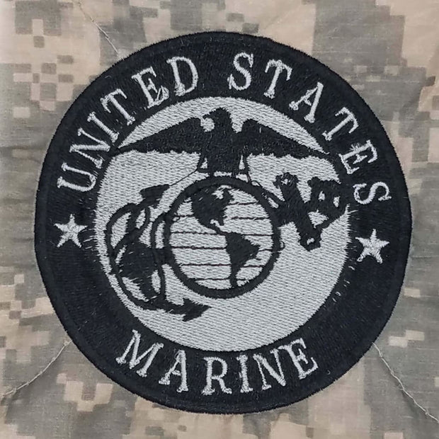Subdued Marines Seal Design - Personalize