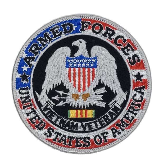 United States Armed Forces Vietnam Vet Patch - Patch