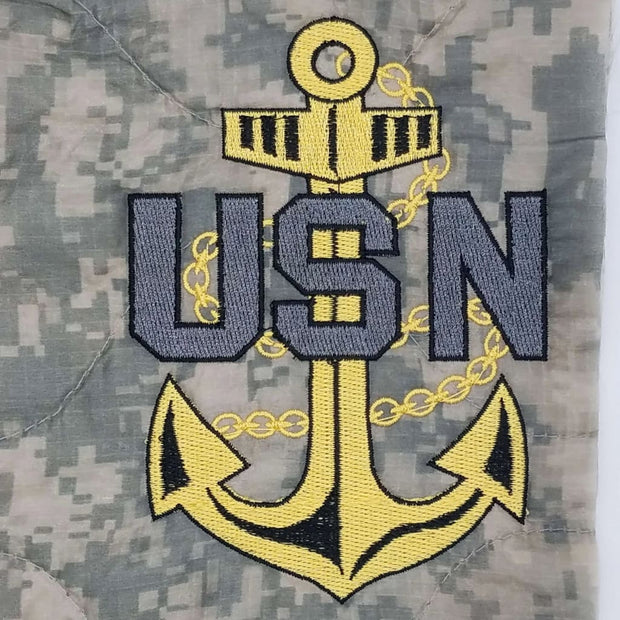 US Navy Anchor Design - Personalize