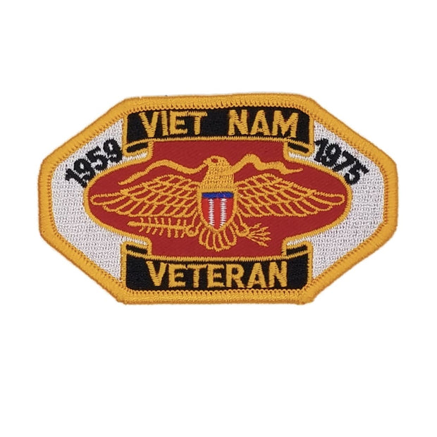 Vietnam Veteran 1959-1975 Patch - Patch
