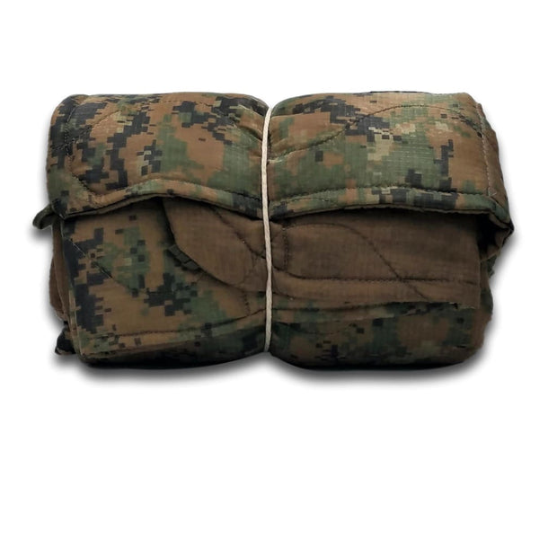 Wee Woobie Weighted Blanket - MARPAT Camo with Coyote - Wee Woobie Weighted Blanket