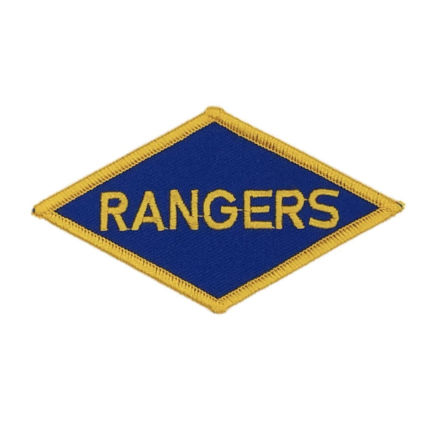 WWII Vintage Army Rangers Patch - Patch