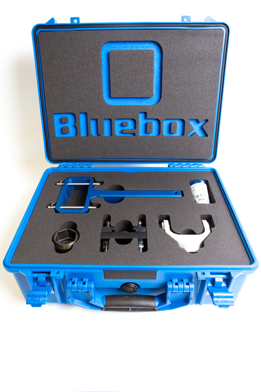 AS350/355 T/R Hub Bluebox Case