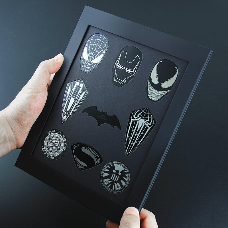 ONLY $4.9 - Superhero Series Magnetic Sheet Collection Set - Limited Sales