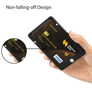 Minimalist Slim Modular Card Holder Wallet(Four Layers) - Buy 2 Free Shipping