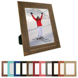 Leatherette Photo Frame
