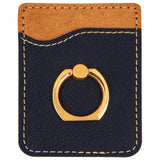 Leatherette Phone Wallet with Ring - Red Carpet Trophy Shop