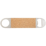 Leatherette/Cork Bottle Opener