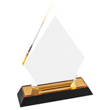 Arrow Point Impress Acrylic Award