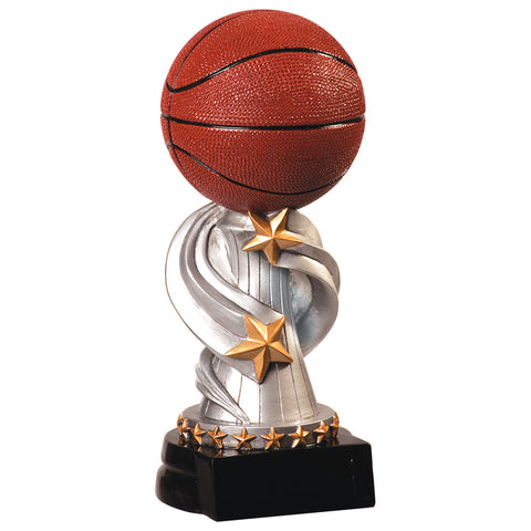 Basketball Encore Resin Award - Red Carpet Trophy Shop
