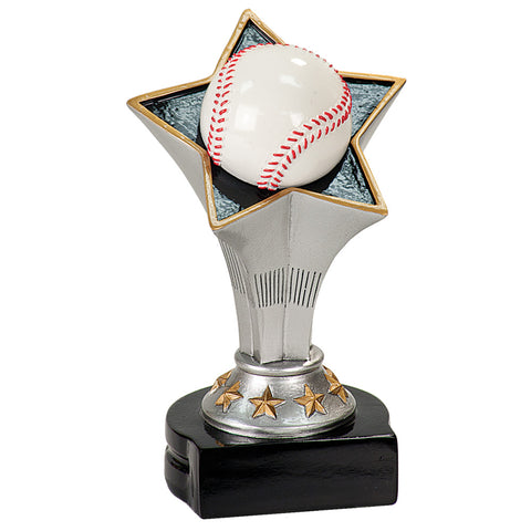 Baseball Rising Star Award - Red Carpet Trophy Shop