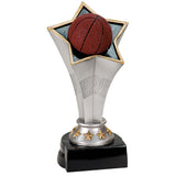 Basketball Rising Star Resin Award - Red Carpet Trophy Shop
