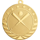 Baseball/Softball Starbrite Medal - Red Carpet Trophy Shop