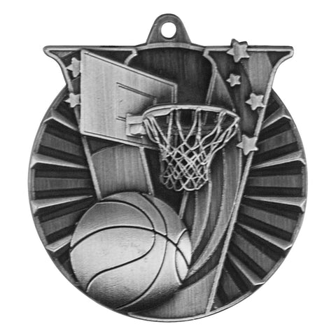 Basketball Victory Medal - Red Carpet Trophy Shop