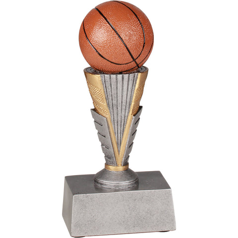 Basketball Zenith Resin Award