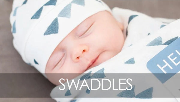 Swaddles at Style My Kid