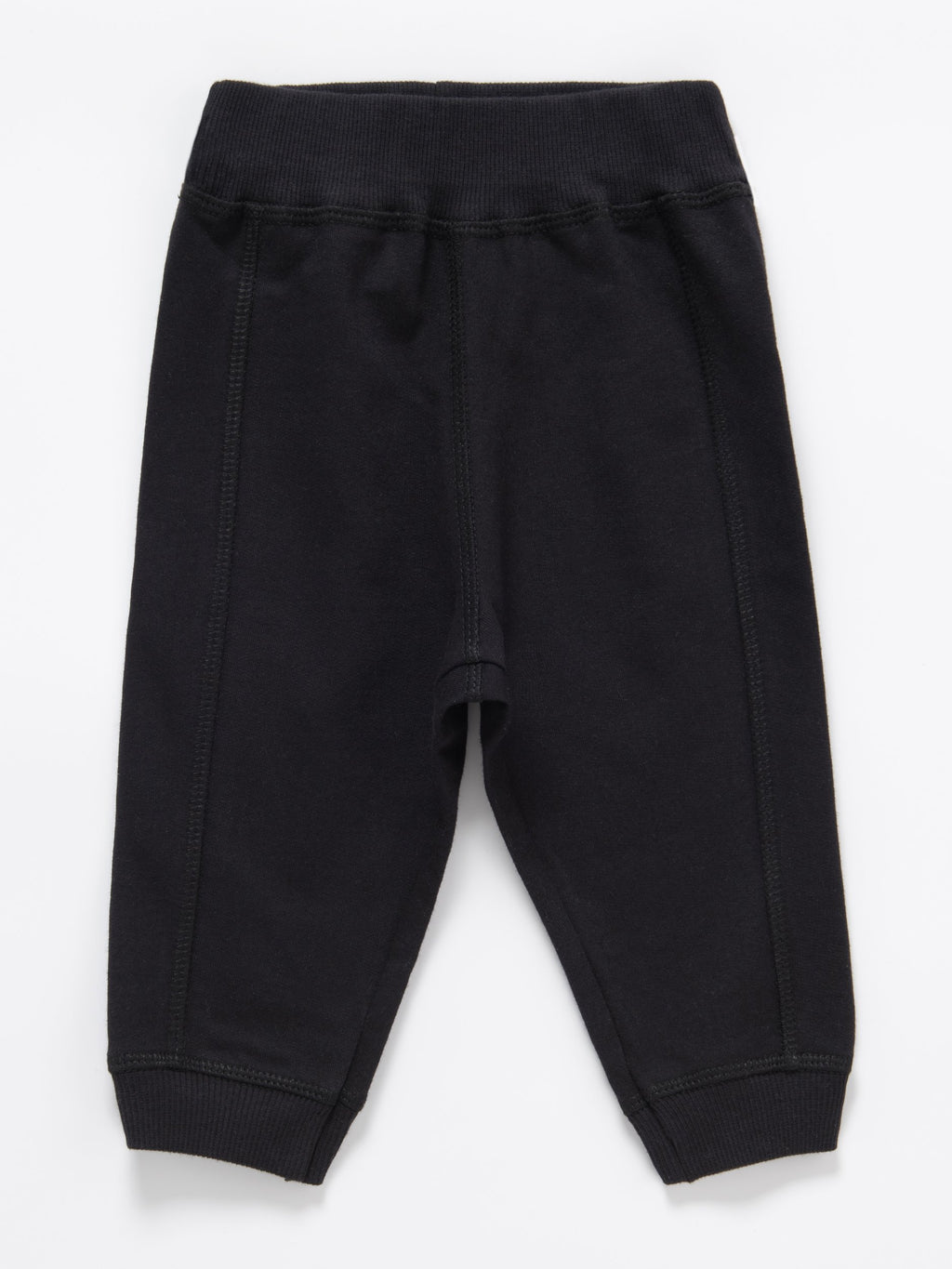 Artie - French Terry Black Unisex Joggers - Stylemykid.com