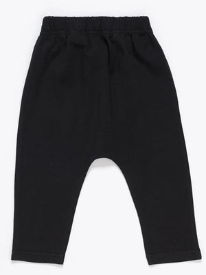 Big Brave Boy Baby and Boy Black Jogger Trousers - Stylemykid.com