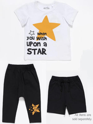 Artie - Big Brave Boy Baby and Boy Black Jogger Trousers - Stylemykid.com