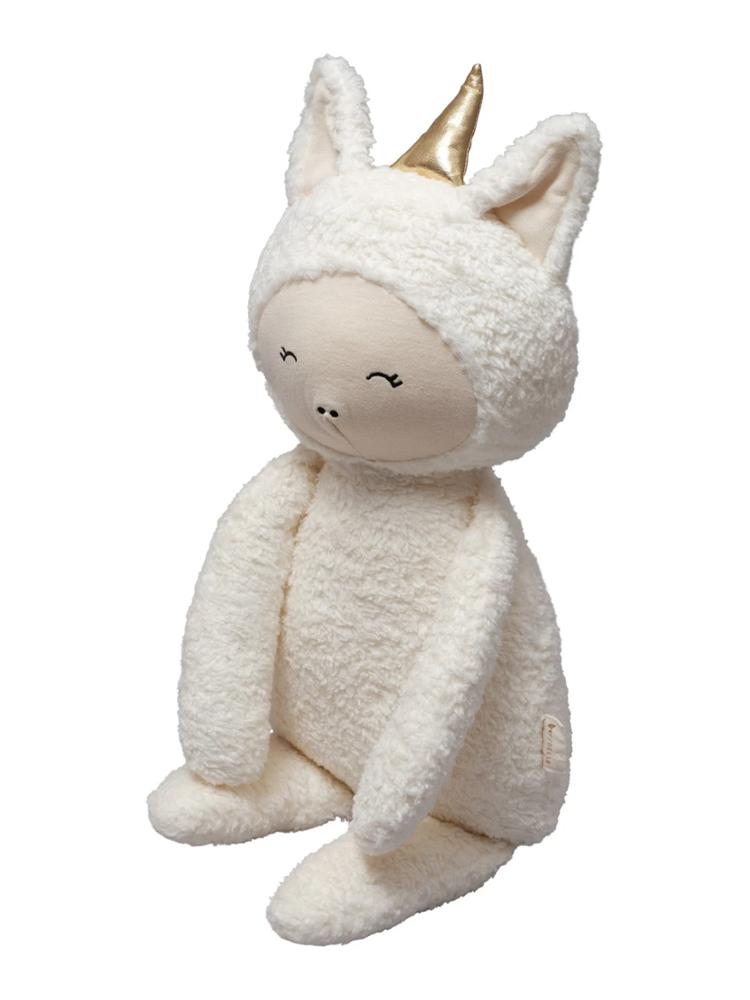 Fabelab - Big Buddy - Extra Large Huggable Organic Unicorn - Stylemykid.com