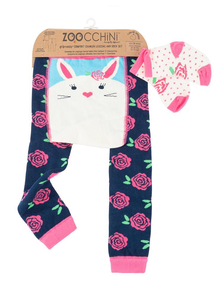 Bella the Bunny Leggings & Socks Set - Stylemykid.com