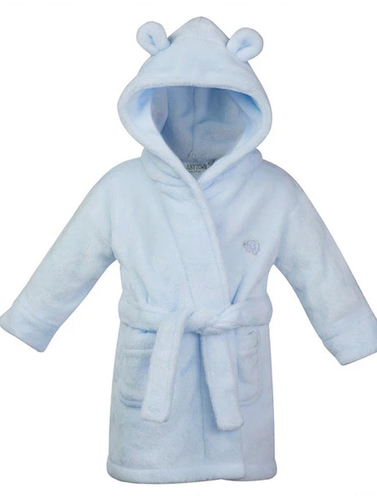 Blue Childs Dressing Gown - Stylemykid.com