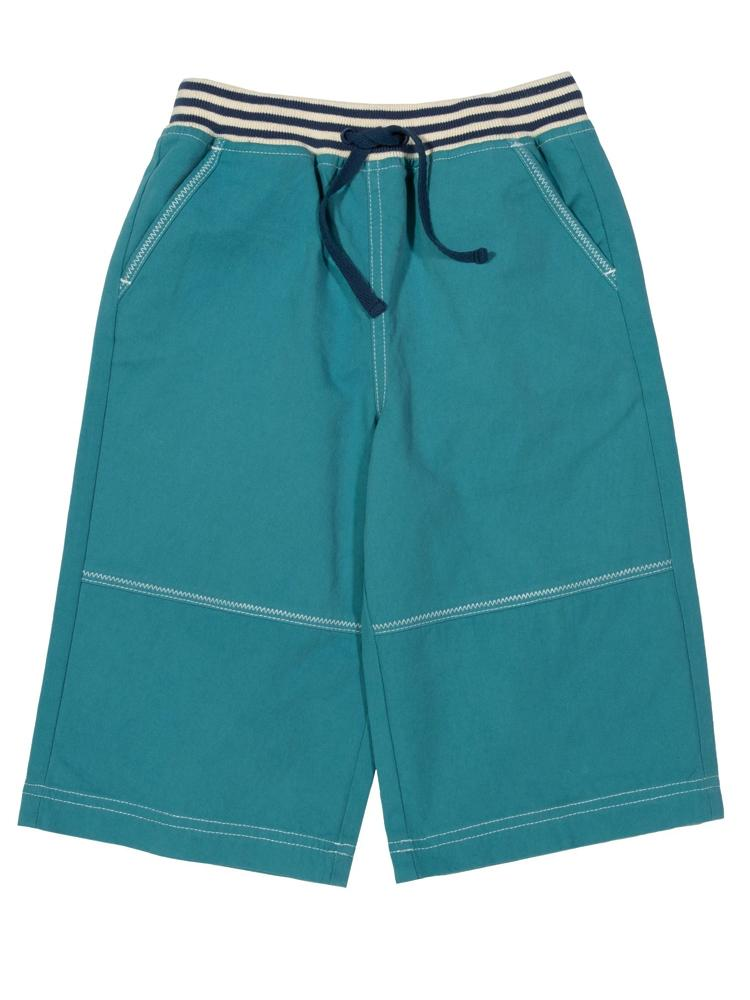 KITE Organic - Sage Green Boardwalk Longline Shorts - Stylemykid.com