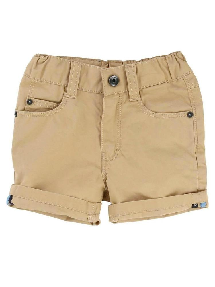 HUGO BOSS - Boys Tan Shorts - Stylemykid.com