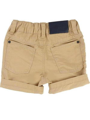 HUGO BOSS - Boys Tan Shorts (From 3 Months) - Stylemykid.com