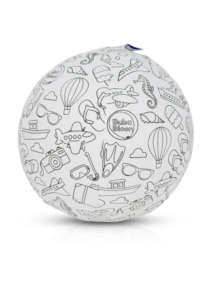 BubaBloon - Colour In Balloon - BubaBloon Colour-in Travel - Stylemykid.com