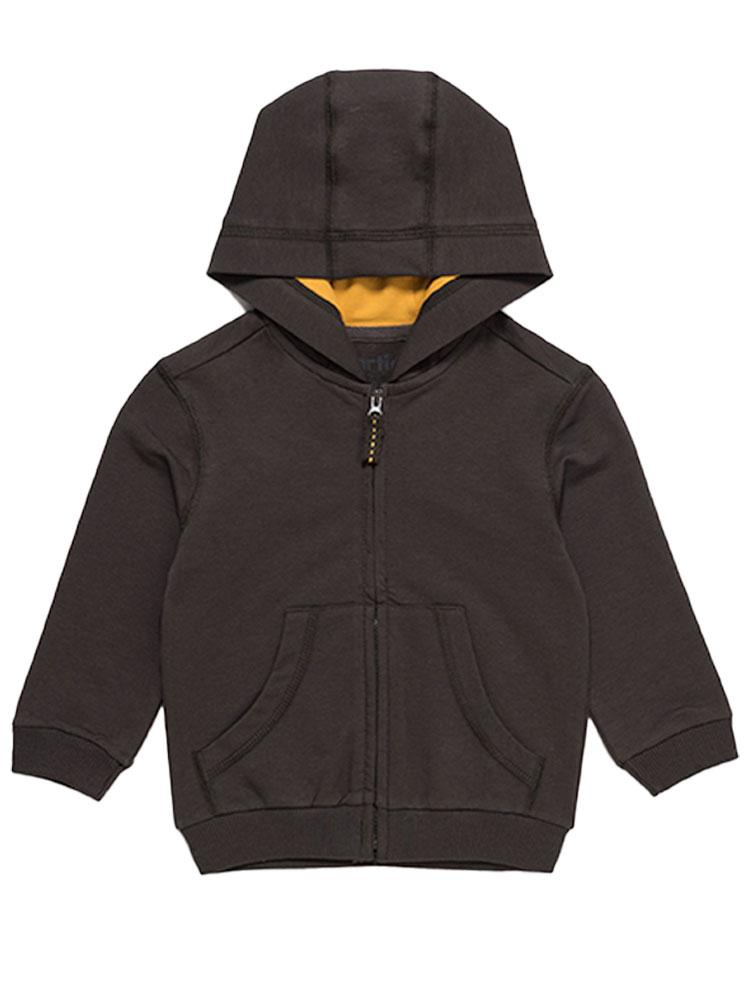 Artie - Cool Dude - Hooded Jacket Sweatshirt Top - Stylemykid.com
