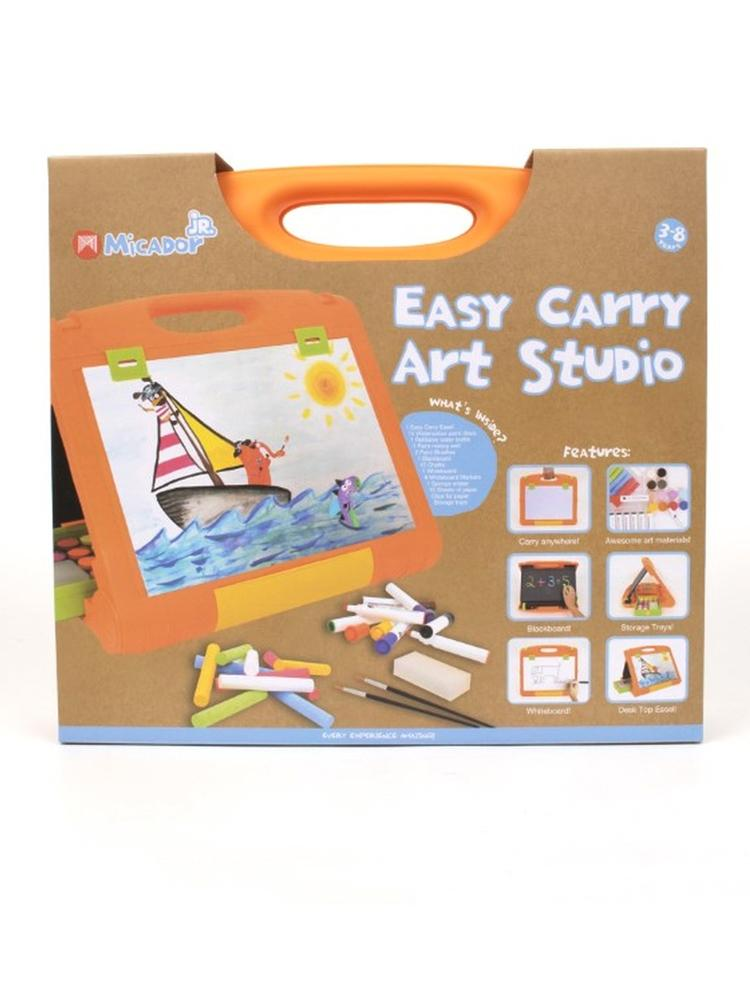 Micador jR. - Easy Carry Portable Art Studio - Stylemykid.com