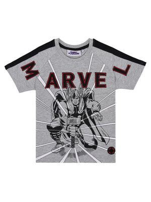 Marvel Power of Thor T-shirt - 3-7 Years - Stylemykid.com