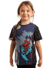 Spider-Man Wall Crawler T-Shirt - 3-7 years - Stylemykid.com