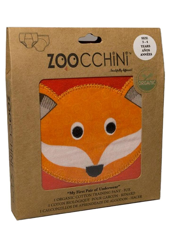 Zoocchini - Finley the Fox Organic Potty Training Pants - Stylemykid.com
