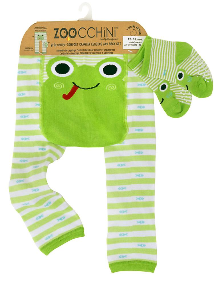 Flippy the Frog Leggings & Socks Set - Stylemykid.com