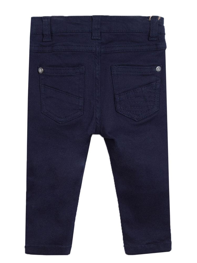 Gorgeous Dark Blue Slim Elasticated Jeans - Unisex 0 to 2 years - Stylemykid.com