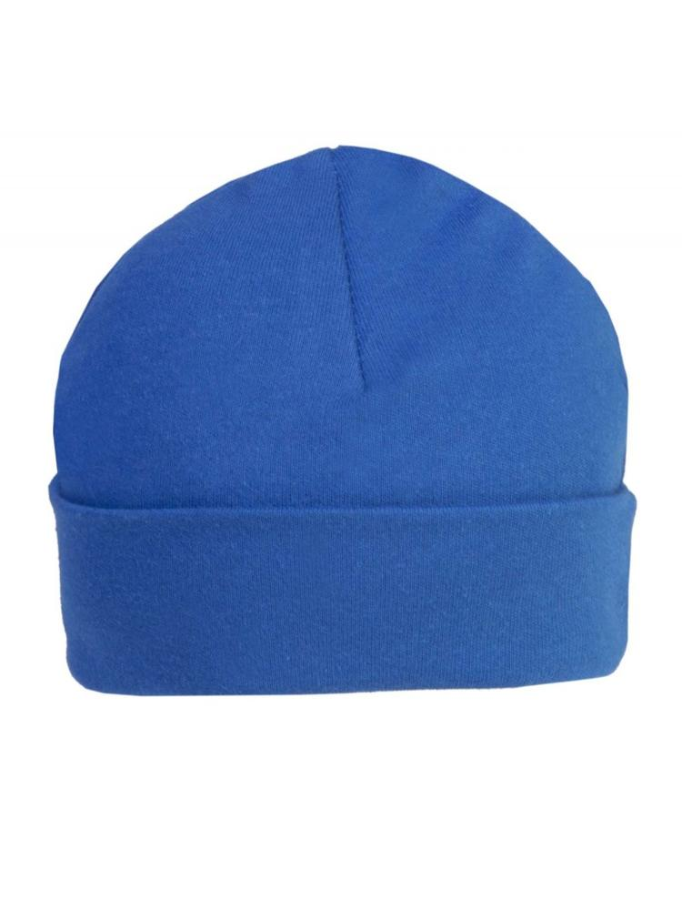 Royal Blue Beanie Baby Hat  - Everyday Collection - Stylemykid.com