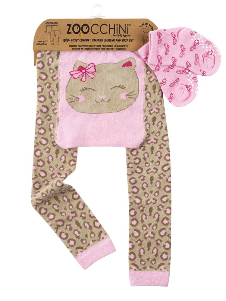 Baby Legging & Socks Set - Kallie The Kitten - Stylemykid.com